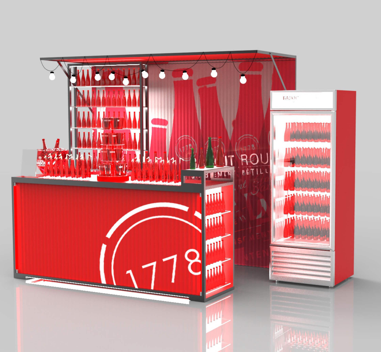 Badoitrouge-Badoit-stand-POS-retail-OKTO-_01